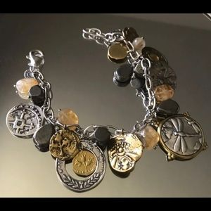 Perfect Composition Charm Bracelet
